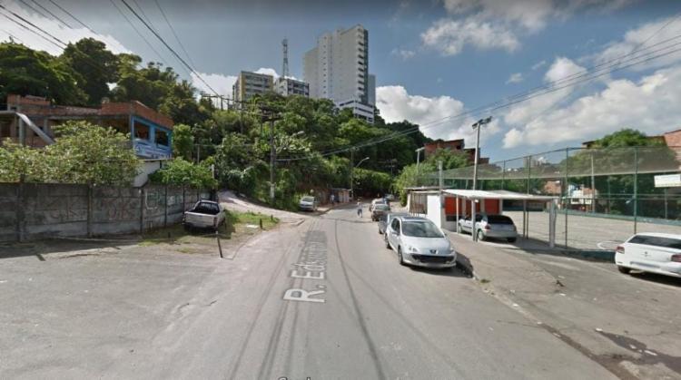 Crime será investigado pela 1° Delegacia de Homicídios   Foto: Reprodução   Google Street View - Foto: Reprodução   Google Street View