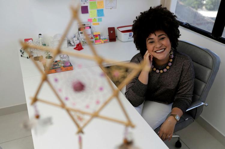 Alana investiu na área de consultoria de gestão   Foto: Uendel Galter   Ag. A TARDE