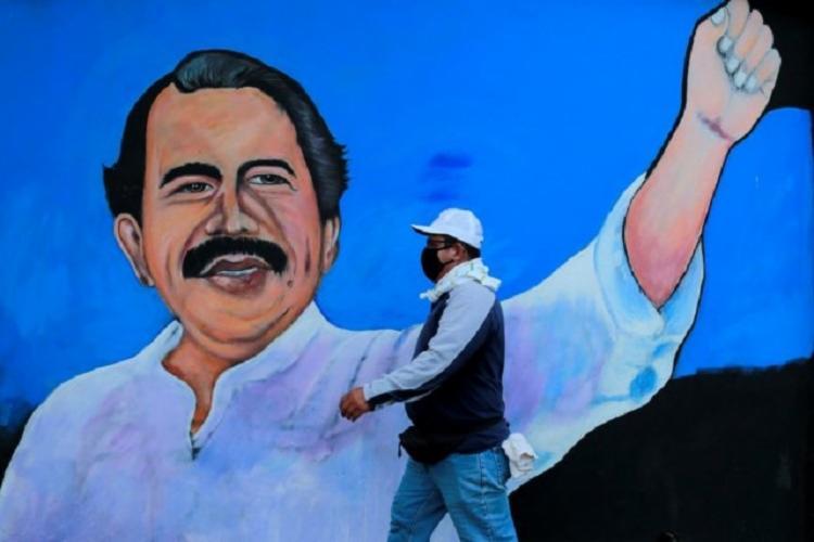 Miguel Mora, que também é jornalista, foi detido em casa | Foto: Oswaldo Rivas | Reuters - Foto: Oswaldo Rivas | Reuters