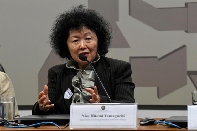 Médica alega ter sido vítima de misoginia, preconceito às mulheres, e humilhação durante seu depoimento na CPI - Foto: Divulgação | Ag. Senado