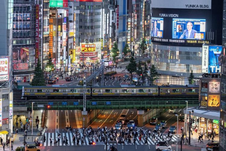 As regras parecem começar a tranquilizar a população japonesa   Foto: Charly Triballeau   AFP - Foto: Charly Triballeau   AFP