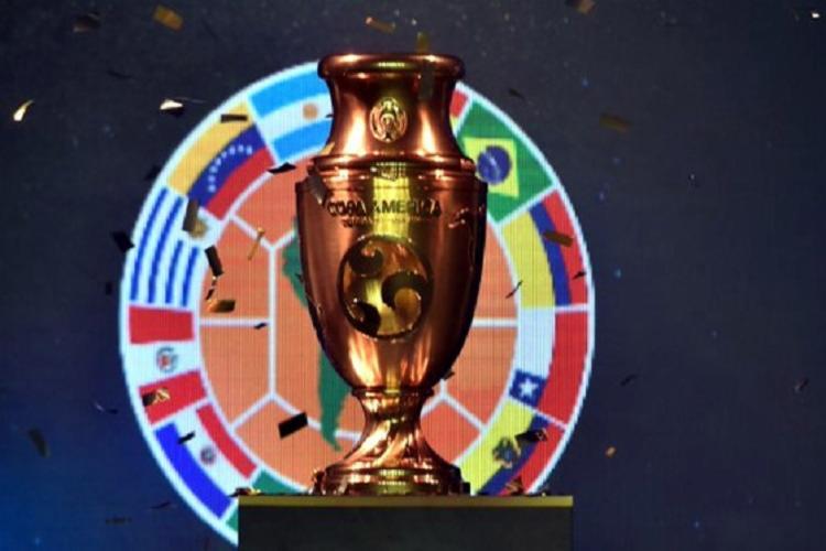 Brasília, Cuiabá, Goiânia e Rio de Janeiro vão ser as cidades recebem as partidas da Copa América no Brasil   Foto: Reprodução - Foto: Reprodução