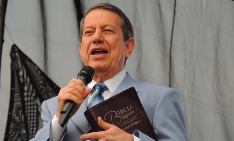 Pastor evangélico R.R Soares - Foto: Divulgação