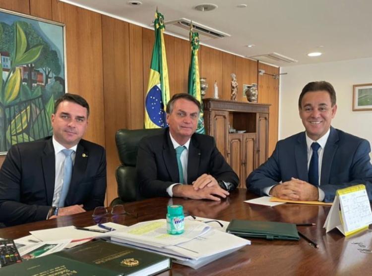 Presidente Bolsonaro recebeu convite oficial para se filiar ao Patriotas | Foto: Reprodução/Redes Sociais - Foto: Reprodução/ Redes Sociais