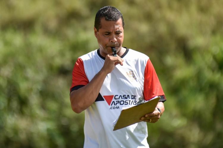 O mandatário rubro-negro afirmou que a permanência de Rodrigo no clube