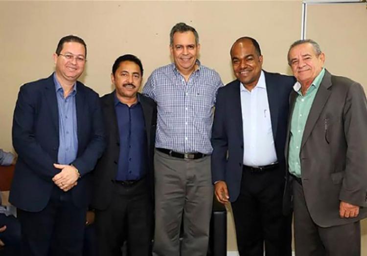 Deputados federais e estaduais do PDT selaram a paz até as defenições dos palanques - Foto: Divulgação