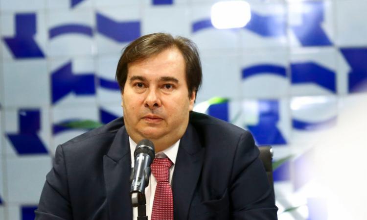 Rodrigo Maia - Foto: Marcelo Camargo I Agência Brasil