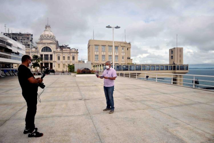 Projeto da Prefeitura aborda belezas naturais e riqueza cultural, histórica e gastronômica de Salvador | Foto: Jefferson Peixoto | Secom - Foto: Jefferson Peixoto | Secom