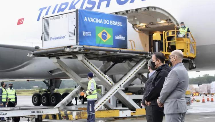 Prazo de entrega das vacinas prontas gira em torno de 15 a 20 dias I Foto: Divulgação I Governo de São Paulo - Foto: DIvulgação I Governo de São Paulo