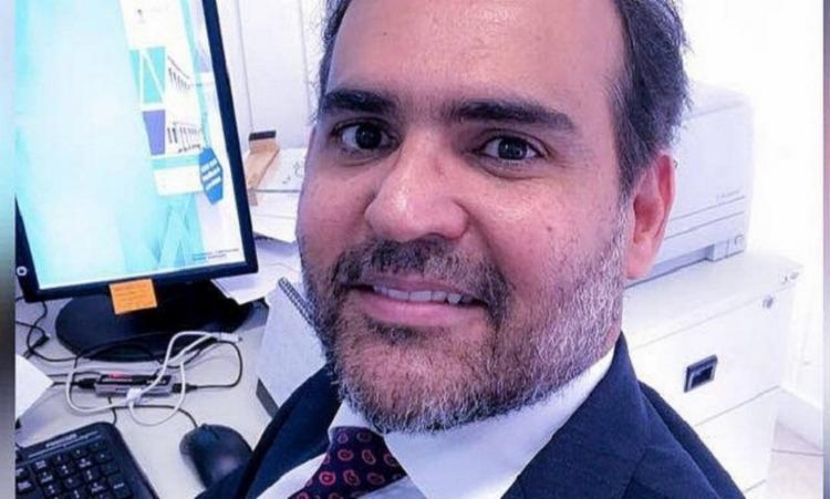 Homem foi apontado como um dos operadores do juiz Sérgio Humberto de Quadros Sampaio, preso na primeira fase da operação - Foto: Reprodução