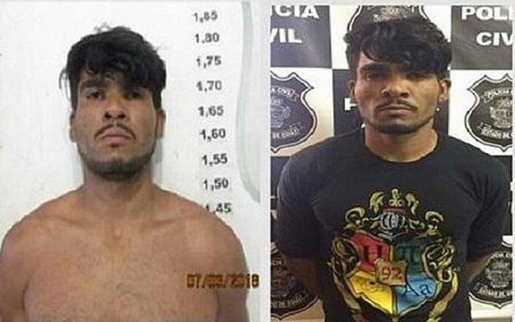 Suspeito segue em fuga de uma força-tarefa de mais de 200 policiais há seis dias | Foto: Divulgação | Polícia Civil - Foto: Divulgação | Polícia Civil