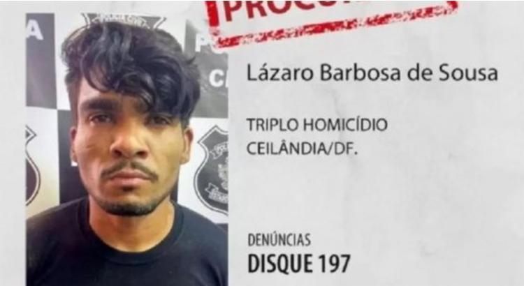 Lázaro tem 32 anos e nasceu em Barra do Mendes, na Bahia | Foto: Divulgação | PMDF - Foto: Divulgação | PMDF
