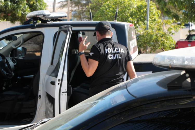 Prisão foi feita após denúncia anônima | Foto: Haeckel Dias | Divulgação | Ascom PC - Foto: Haeckel Dias | Divulgação | Ascom PC
