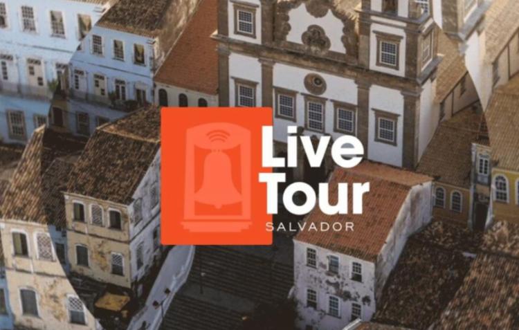 As lives serão transmitidas através do perfil do Facebook, Instagram e YouTube do Visit Salvador da Bahia | Foto: Divulgação | Saltur - Foto: Divulgação | Saltur