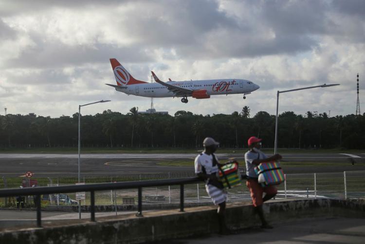 Várias frequências operadas pelas grandes companhias serão reativadas, tanto para o aeroporto de Salvador como para os de cidades do interior | Foto: Raphael Müller | Ag. A TARDE - Foto: Raphael Müller | Ag. A TARDE
