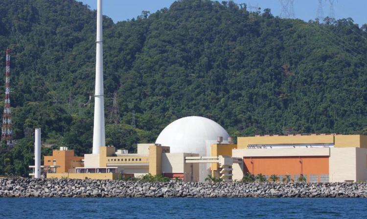 Informação foi divulgada pela Eletronuclear | Foto: Divulgação | Eletronuclear - Foto: Divulgação | Eletronuclear