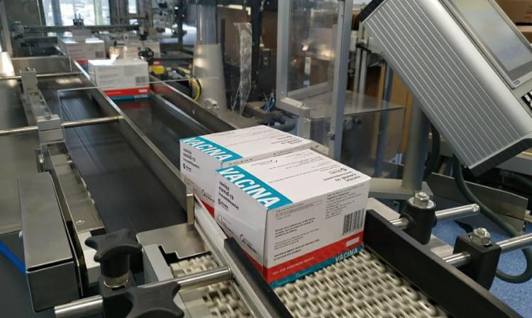 Imunizante será disponibilizado ao Ministério da Saúde | Foto: Fernando Brito | MS - Foto: Fernando Brito | MS