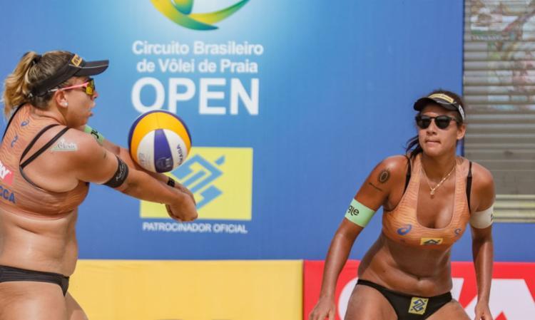 Torneio começou na manhã desta terça, no Rio de Janeiro | Foto: Ana Patricia | Inovafoto | CBV - Foto: Ana Patricia | Inovafoto | CBV