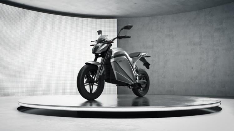 A Voltz trouxe para o mercado a primeira scooter elétrica produzida no Brasil, a EV1 | Foto: Divulgação - Foto: Divulgação