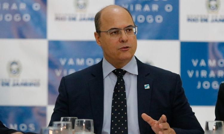 Wilson Witzel, ex-governador do Rio de Janeiro - Foto: Fernando Frazão I Agência Brasil