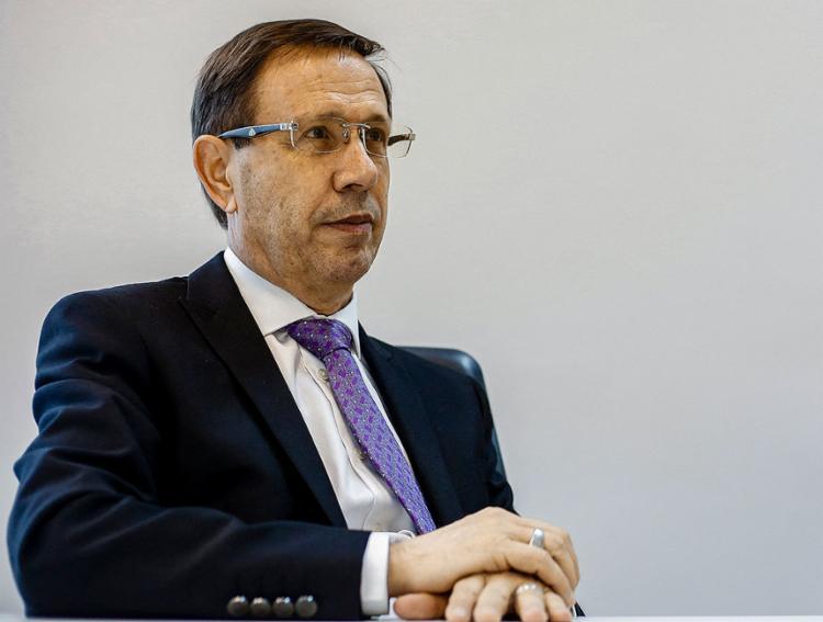 O empresário não compareceu ao depoimento na quinta-feira, 17 | Foto: Miguel Schincariol | AFP - Foto: Miguel Schincariol | AFP
