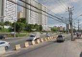 Motorista dorme ao volante e causa acidente no Imbuí | Foto: Reprodução | Google Street View