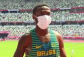 Thiago André não se classifica para as semifinais dos 800m masculino | Foto: Reprodução