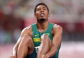Atletismo: Paulo André Camilo avança à semifinal dos 100m rasos | Foto: