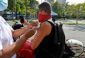 Mais de 400 mil baianos não foram receber a segunda dose contra Covid-19 | Foto: Shirley Stolze I Ag. A TARDE