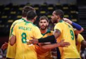 Brasil joga mal e perde para Rússia no vôlei masculino | Foto: Gaspar Nóbrega | COB