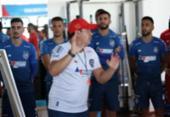 Com saídas e suspensões, Dado tem problemas para montar Bahia contra o Flamengo | Foto: Felipe Oliveira | EC Bahia