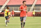Vitória faz ajustes finais para enfrentar o Avaí | Foto: Pietro Carpi | EC Vitória