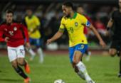 Futebol: Egito vence e será adversário do Brasil nas quartas de final | Foto: Lucas Figueiredo | CBF