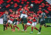 Flamengo goleia ABC e fica perto das quartas da Copa do Brasil | Foto: Marcelo Cortes | Flamengo