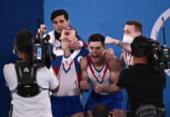 Em disputa acirrada, russos levam o ouro por equipes na ginástica | Foto: