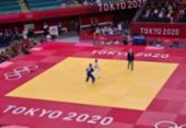 Judocas brasileiros são derrotados em Tóquio | Foto: Reprodução / Time Brasil