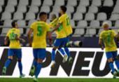 Com gol de Paquetá, Brasil vence Peru e vai à final da Copa América | Foto: Mauro Pimentel | AFP