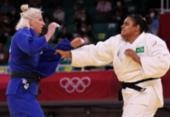 Judô: Maria Suelen Altheman perde e se lesiona nas quartas | Foto: Jack Guez | AFP