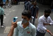 Mortes por covid na Índia seriam até 10 vezes superiores ao balanço oficial, afirma estudo | Foto: afp