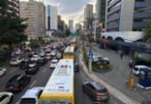 Avenida Tancredo Neves vai ter desvio no trânsito a partir deste sábado | Foto: Nelson Luis | Ag. A TARDE