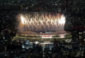 Fotos: cerimônia de abertura dos Jogos Olímpicos de Tóquio | Foto: