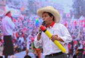 Pedro Castillo é oficialmente declarado presidente do Peru | Foto: Reprodução | Peru Libre