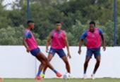 Colombiano Rodallega é a novidade em treino do Bahia | Foto: