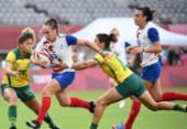 Rúgbi: seleção feminina perde por 41 a 5 para Fiji e se despede das Olimpíadas   Foto: Greg Baker   AFP