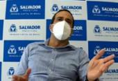 Bruno Reis anuncia cadastro para vacinação de adolescentes de 12 a 17 anos com comorbidades | Foto: Reprodução
