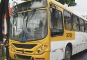 Homens armados assaltam passageiros e disparam contra ônibus em Salvador | Foto: Reprodução