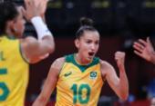 Buscando liderança do Grupo, Brasil enfrenta Japão no vôlei feminino | Foto: Wander Roberto | COB