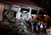 Terremoto de magnitude 6,7 atinge as Filipinas | Foto: