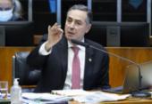 Barroso defende regras claras de exclusão nas redes sociais no combate a fake news | Foto: Alexssandro Loyola/Senado