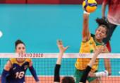 Brasil vence Coreia do Sul na estreia do vôlei feminino | Foto: Wander Roberto / COB